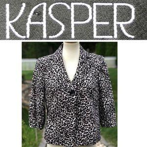 Cougar blazer from Kasper bought in Nordstrom's